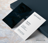 First Team Business Card Design  035