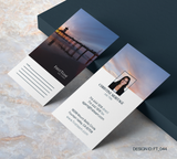 First Team Business Card Design  044