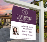 Berkshire Hathaway Hanging Sign Design 002