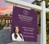 Berkshire Hathaway Hanging Sign Design 005
