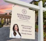 Berkshire Hathaway Hanging Sign Design 006