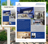 Coldwell Banker Inspired Premium Listing Flyers Design 008