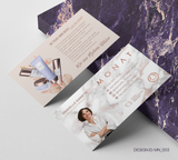 Monat Business Card Design 003