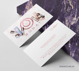 Monat Business Card Design 011