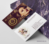 Monat Business Card Design 015