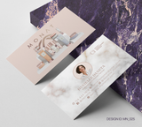 Monat Business Card Design 025