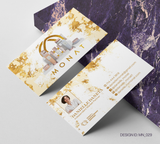 Monat Business Card Design 029