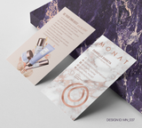 Monat Business Card Design 037