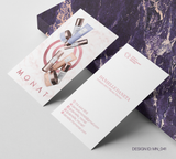 Monat Business Card Design 041