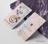 Monat Business Card Design 042