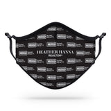 Custom/Personalized Howard Hanna 2.0 Luxury Fashion Face Mask