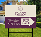Berkshire Hathaway Sidewalk Sign Design 015