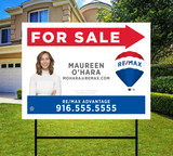 Remax Sidewalk Sign Design 004