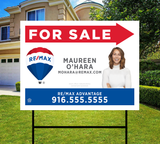 Remax Sidewalk Sign Design 005