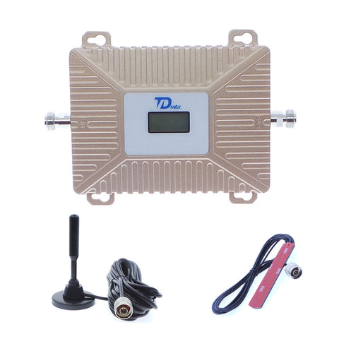 Dual Band Signal Repeater for Car, Truck and RV | 800MHz (Band 20) 1800MHz Booster
