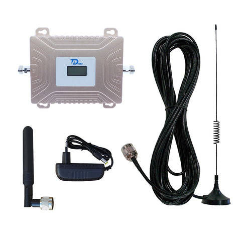 TDMAX Dual Band Signal Booster | 850MHz 1700MHz Mobile Repeater