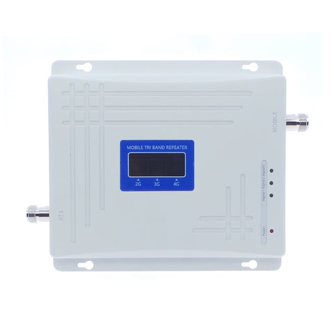 Triband Signal Booster | 900MHz 1800MHz 2100MHz Mobile Phone Repeater