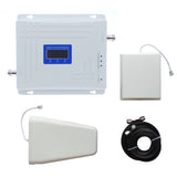 Triband Signal Booster Kit | 900MHz 1800MHz 2100MHz Mobile Repeater