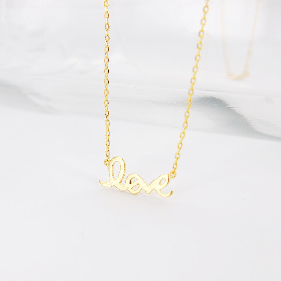 fullxfull simple necklace gold stone zoom listing il delicate white