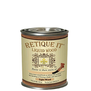 16 oz Retique It Liquid Wood - Interior