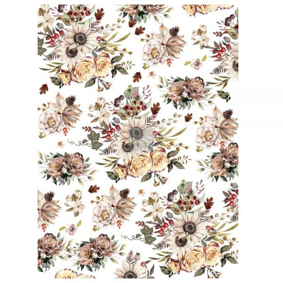 SUNFLOWER FARMS SIZE 23″X 30″ - REDESIGN DÉCOR TRANSFERS®