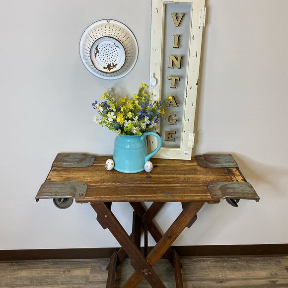 Vintage Creeper Small Table