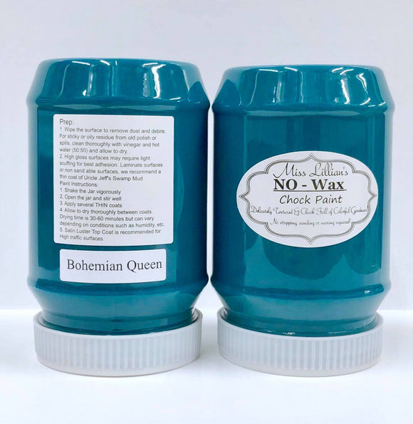 Bohemian Queen - Miss Lillian's NO WAX Chock Paint