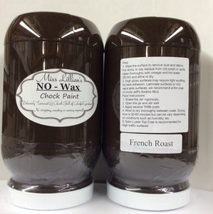 French Roast - Miss Lillian's NO WAX Chock Paint