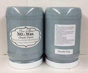 Seaside Gray - Miss Lillian's NO WAX Chock Paint