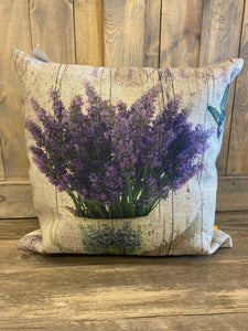 Thymu Throw Pillow