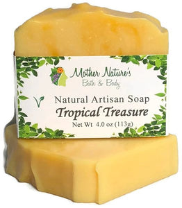 Tropical Treasure Soap