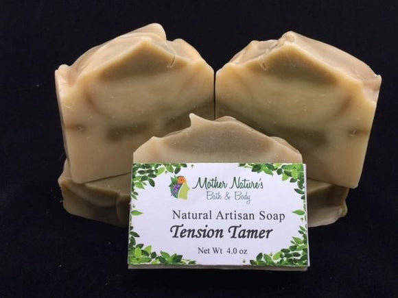 Tension Tamer soap
