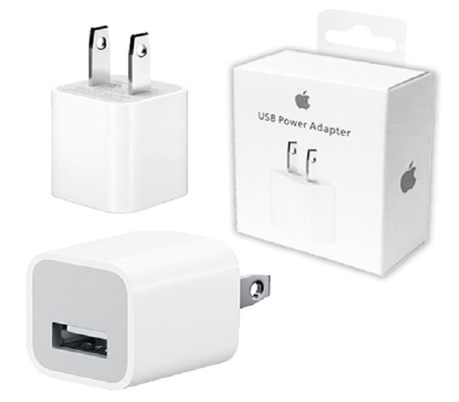 HOME ADAPTER APPLE WHITE ORIGINAL