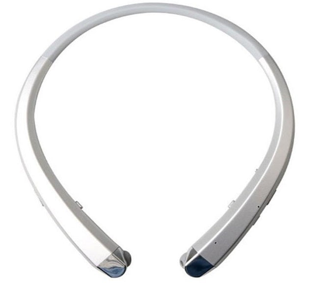 BLUETOOTH WIRELESS STEREO HEADPHONES EVOGUE 910 (SILVER)