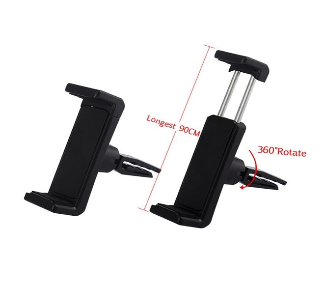 PHONE CAR UNIVERSAL 360 ROTATING PHONE HOLDER