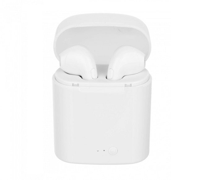 BLUETOOTH APPLE I7S WHITE