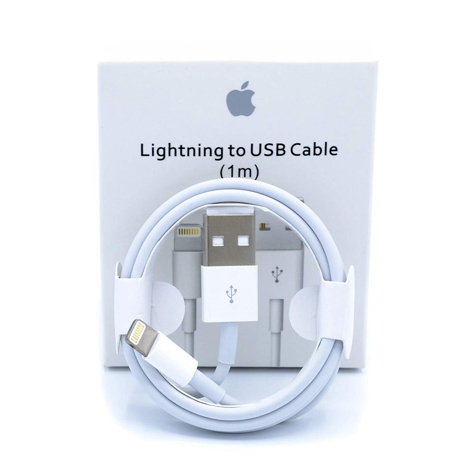 CABLE APPLE 3FT PLASTIC WHITE ORIGINAL