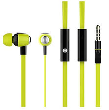 HEADSET STEREO S30 EARPHONE CELEBRAT GREEN