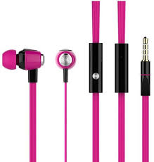 HEADSET STEREO S30 EARPHONE CELEBRAT PINK