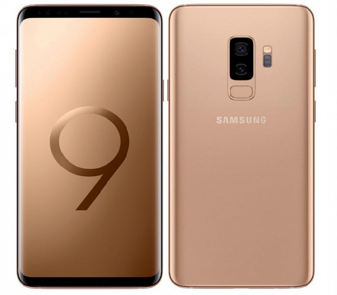 SAMSUNG GALAXY S9 G960 UNLOCKED GOLD - REFURBISHED