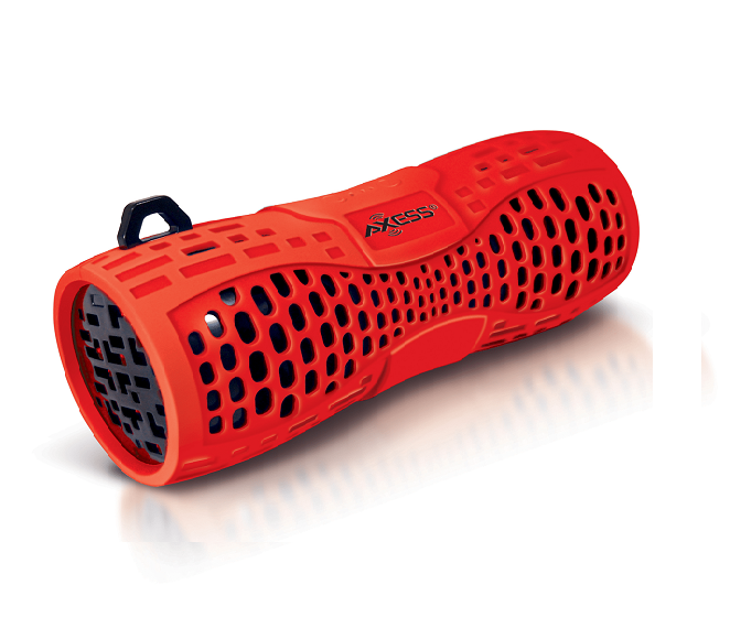 SPEAKER BLUETOOTH SPBW1035RD AXESS (RED)