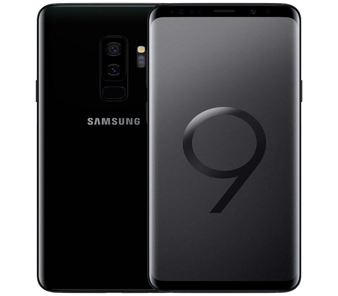 SAMSUNG GALAXY S9 G960 UNLOCKED BLACK - REFURBISHED