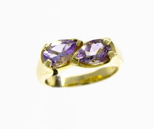 Local Amethyst Ring