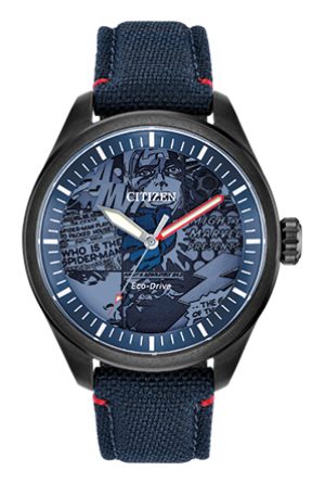 Avengers Eco Drive Watch