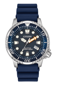 Citizen Blue Eco Drive Dive Watch