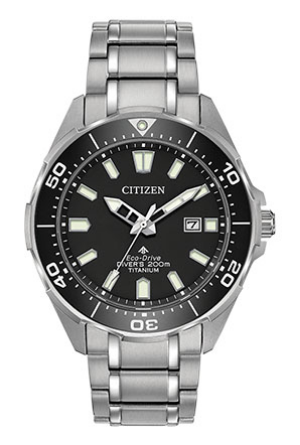 Citizen Eco Drive Promaster Diver Watch