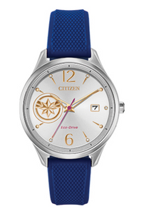 Captain Marvel timepiece by CITIZEN