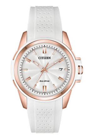 Sporty Citizen Eco Drive Watch