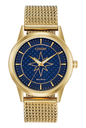 Marvel Captain Marvel timepiece by CITIZEN