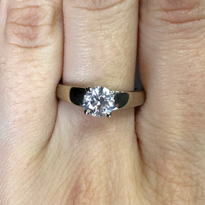 0.80ct Diamond Solitaire (Estate)